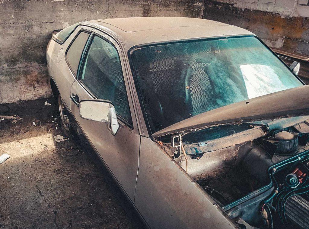 Wie ich zu meinem Porsche 944 kam
